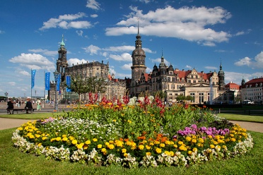 Dresden in Summer