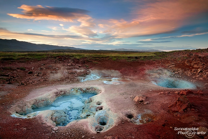 Theistareykir Geothermal Area