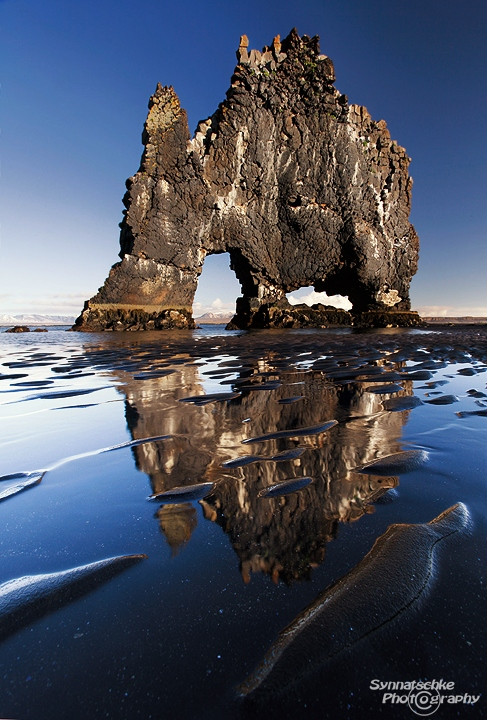 For You Flowers >> Hvitserkur sea arch | Landscapes | Iceland | Europe ...