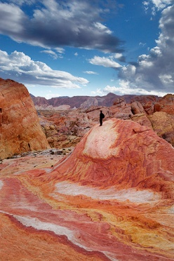 Crazy Hill - Valley of Fire