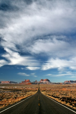 Monument Valley seen from Hwy 163