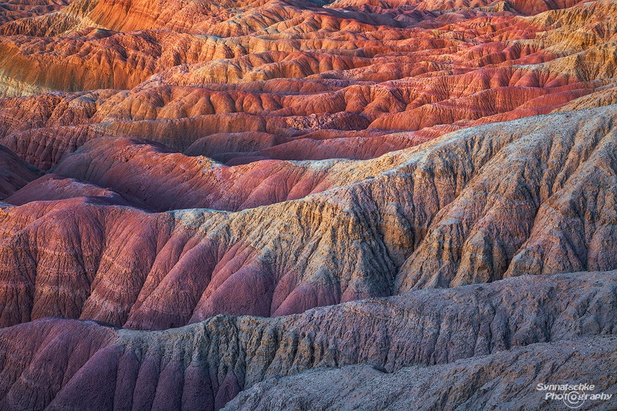 Malpais Badlands