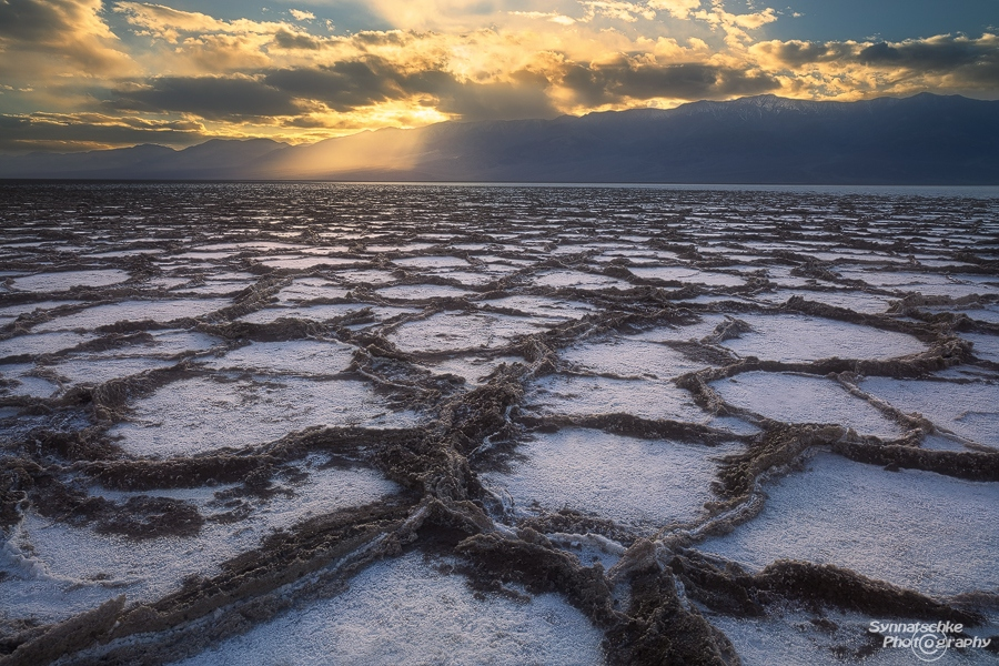 Badwater Salt Pattern