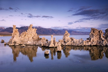 South Tufa Area before Sunrise