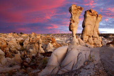 The Crownhead Hoodoos