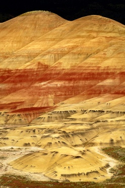 Painted Hills John Day Fossil