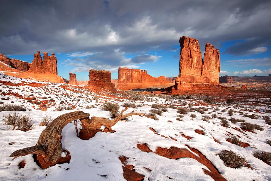Winter in Moab, Utah – Flagstaff Altitudes