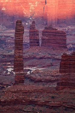 Canyonlands Monument Basin