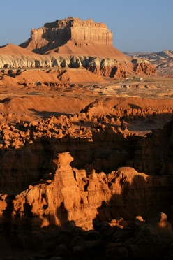 Goblin Valley and Wild Horse Butte