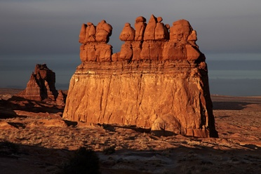 Goblin Valley Near Mollies Castle