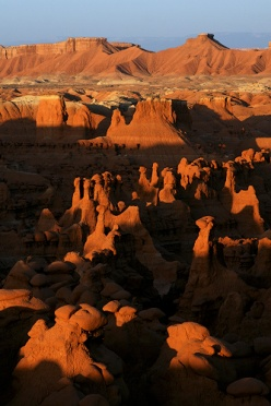 Wonderland of Hoodoos