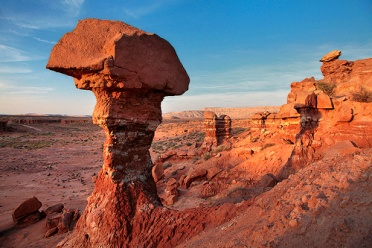 Guardian Hoodoo Valley