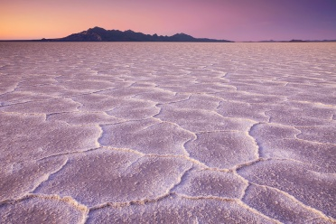 Salt Flats at Bonneville