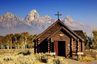 Grand Teton Chapel of Transfiguration