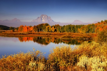 Oxbow Bend in the Morning
