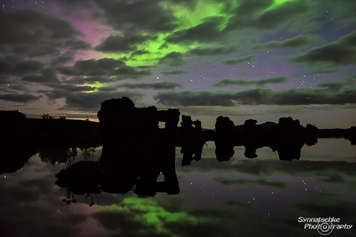 Northern Lights Photography in Iceland