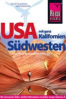 USA Südwesten mit ganz Kalifornien